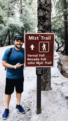 Matt Yosemite